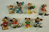 8x Micky und Co Bully Figuren Figur W-2179
