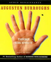 Audio book - Possible Side Effects by Augusten Burroughs   -   CD