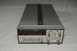 HP 5316A Universal Frequency Counter