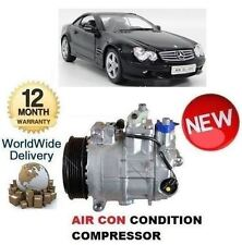 FOR MERCEDES SL500 SL55 AMG  R230 2002-2012 AC AIR CON CONDITIONING COMPRESSOR