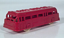 Vintage Renwal 124 Fageol Twin Coach 34S Style City Transit Bus Plastic Model R1