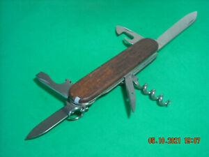 Victorinox Hardwood Spartan Swiss Army Knife