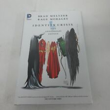 DC Comics Identity Crisis 10th Anniversary Edition HC Hardcover NEW