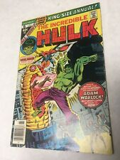 The Incredible Hulk Annual #6 AYESHA HER WARLOCK Marvel GUARDIANS OF THE GALAXY