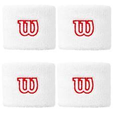 "WILSON SUPER ASSORBENTE ""W"" Bracciale-Bianco, RRP: £ 10.99"