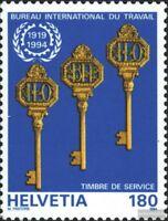 Schweiz ILO110 (kompl.Ausg.) FDC 1988 75 Jahre BIT