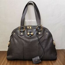 Pre Owned Authentic YSL Muse Shoulder / Handbag