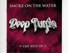 CD DEEP PURPLEsmoke on the water - the best ofHOLLAND 1994 EX (B0999)