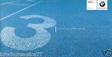 BMW - La nouvelle Série 3 Catalogue commercial