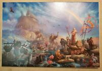 """""""The Celebration"""" by Tom Dubois - Signed & Numbered Limited Edition on CANVAS"""
