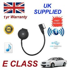 For Mercedes E Class Bluetooth Streaming USB Charge & stick Cable MB-MMI-BT001