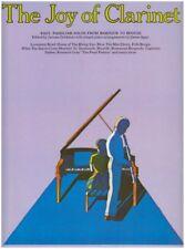 Partituras y libretos de música contemporáneos clarinete