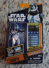 501st Legion Trooper SL19 2010 STAR WARS The Clone Wars SAGA Legends #2