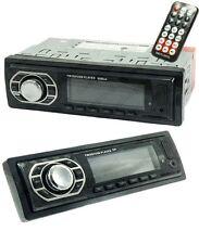 AUTORADIO MP3 CON RADIO FM LETTORE USB SD/MMC ENTRATA AUX IN INGRESSO RCA
