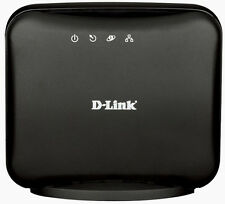 D-Link DSL-320B/UK 24 Mbps 10/100 Wired Router (DSL-320B)