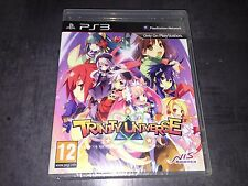 PS3 : trinity universe (NEUF SOUS BLISTER)