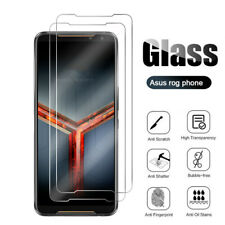 2x ASUS Rog Phone 1/2/3 ZS660KL ZS660KL ZS661KS Tempered Glass Screen Protector