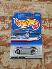 Hot Wheels by Mattel - 2000 First Editions - Deora II - 5 of 36 #2000-065