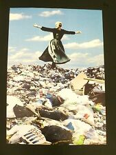 James Cauty - Julie Andrews Rubbish      ART POSTER