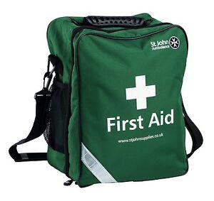 St John Ambulance Sports First Aid Kit St Johns