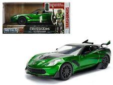 Transformers - Crosshairs 1:24 Scale Metal Diecast Figure