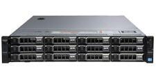 Dell PowerEdge R720xd Lff 2×8-Core E5-2670 Xeon 2.6Ghz 192Gb Ram 12×4Tb Sas H710