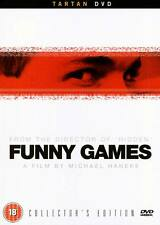 Funny Games - Collector's Edition (DVD) German with English Subtitles