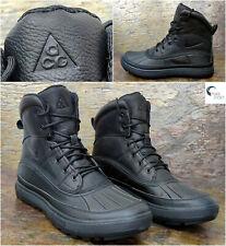 NIKE ACG WOODSIDE 2 - Mens Water Resitant Leather Duck Boots -  Uk 8 Eu 42.5