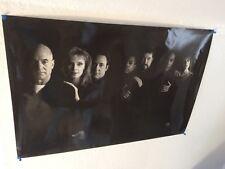 Poster / Foto Star Trek Raumschiff Enterprise Crew - sehr selten -