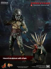 """Sideshow Hot Toys 901303 """"Predator Tracker w/Alien Hound"""" 1/6 Figure"""