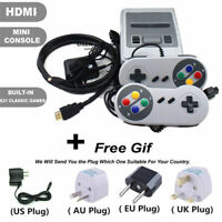 Retro Mini Classic TV HDMI Video Game Console Built-in 621 Gaming Player For NES