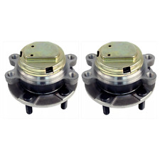 2 FRONT WHEEL HUB BEARING ASSEMBLY FOR 2007-2013 INFINITI G25 G35 G37 (RWD ONLY)