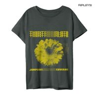 Official Ladies Relaxed Fit T Shirt 21 Twenty One Pilots DAISY Trench All Sizes