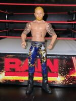 ELITE series 53 HEATH SLATER WWE Mattel action figure shirt Kids Wrestling toy