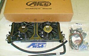 07-12 GT500 AFCO performance  heat exchanger intercooler black thermal coating