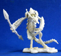 1 x DEMON GLACE - BONES REAPER figurine miniature jdr d&d ice devil frost 77324