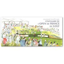 LOT DE 10 BLOCS SOUVENIRS N°_13 OPEN FRANCE 2006, BLISTER OUVERT