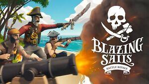 Blazing Sails: Pirate Battle Royale PC [Read description]