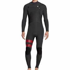 HURLEY Men's 4/3 ADVANTAGE PLUS CZ Wetsuit - 06F - Medium Short - NWT