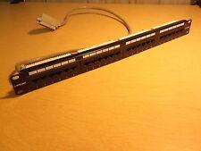 Intellinet E157358 24 Port P24T-K11 Rack mount Patch Panel *Free Shipping*