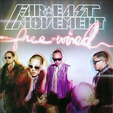 FAR EAST MOVEMENT/Free Wired CD, Oct-2010, Cherrytree Records)