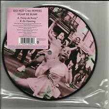 RED HOT CHILI PEPPERS Hump De Bump PICTURE DISC UK 7 INCH vinyl 45 record 2007