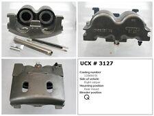Undercar Express 10-3127S Rr Right Rebuilt Brake Caliper With Hardware