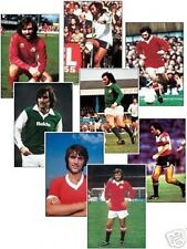 George Best 8 Postcard Set Manchester United Card