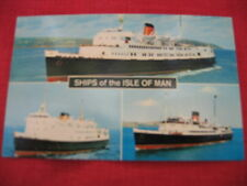 Isle of Man  Ferry Ships
