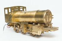 CUSTOM BUILT G 1:20.3 SCALE BRASS 2-6-0 0-6-0 2-6-2 C&S D&RGW PROJECT PARTS F SC