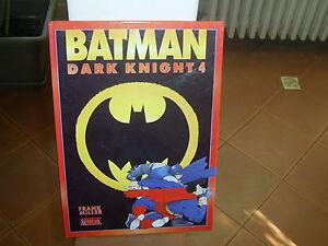 BATMAN DARK KNIGHT TOME 4  Frank Miller ZENDA EO BE