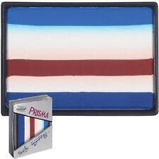 Mehron Paradise Cake Makeup Face Paint Patriot Blue Red Prisma Palette Blendset