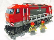 Lego City Red Cargo Train Diesel Engine + Motor (NO PF) 7939/60052/60098