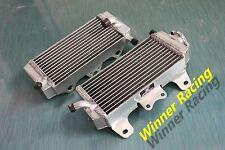 Yamaha YZ450F 2007-2009/WR450F 2007-2011 Braced Aluminum Alloy Radiator LH RH